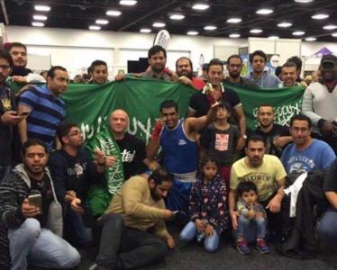 طالب سعودي مبتعث بأستراليا يحقق أكثر من 20 بطولة في الملاكمة (31195650) 