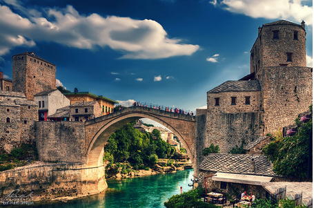 طبيعة البوسنة والهرسك