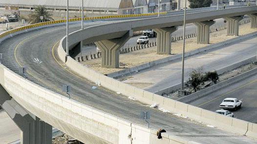 النقل تضيف مساراً رابعاً لطريق الظهران- الجبيل السريع
