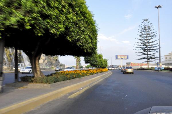 طريق أبهاa خميس مشيط