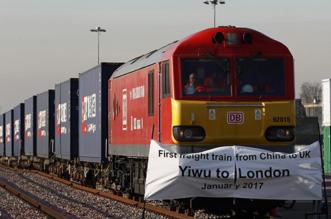 وصول أول رحلة لقطار طريق الحرير من الصين إلى بريطانيا في 18 يوماً - المواطن