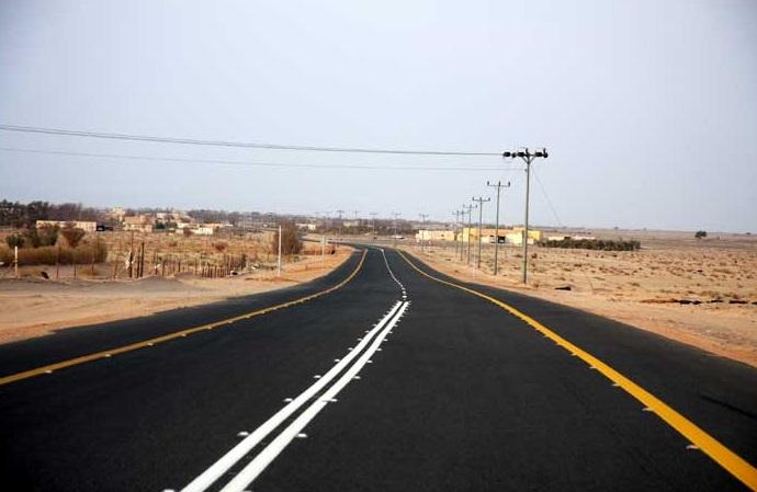 طريق الخرمة- ظلم