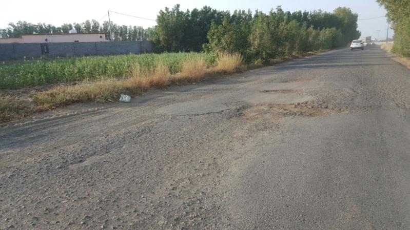 طريق الخشابية سلامةالدراج15