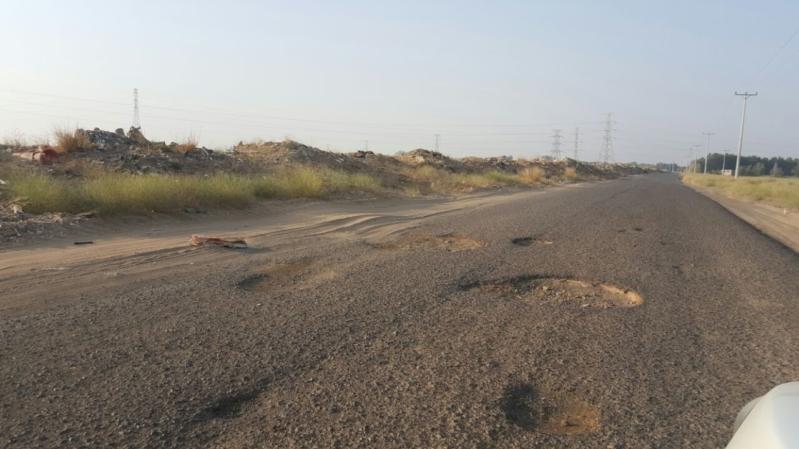 طريق الخشابية سلامةالدراج2