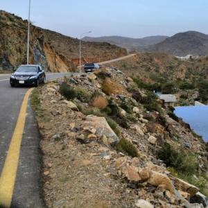 طريق الرابط بين قرى ضبوعي وقرى باحة ربيعة وقرى طبب بمنطقة عسير3