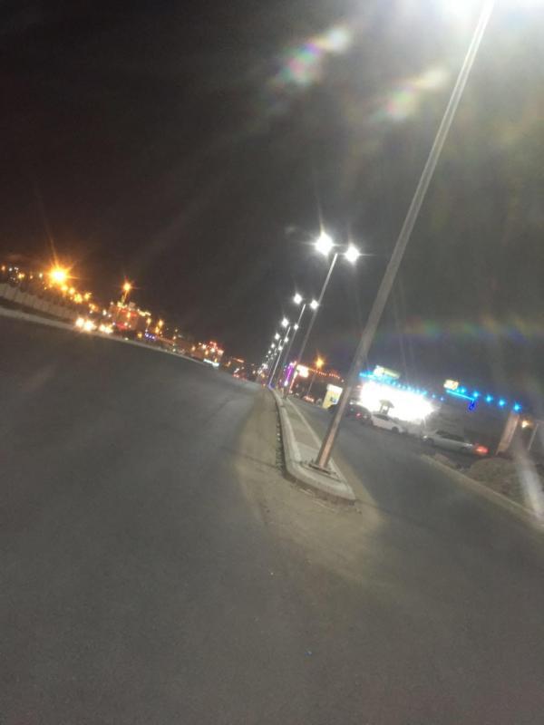 طريق الصناعية بالطائف (1)