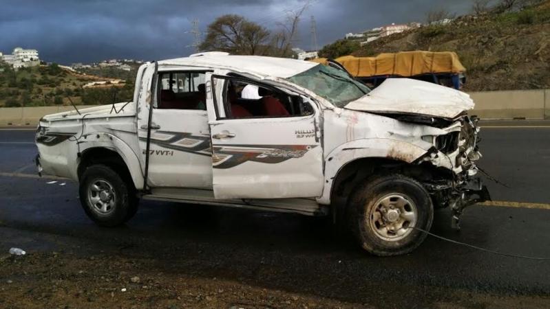 طريق المفارجة.. حوادث متكررة وخطورة لا تتوقف (136972590) 