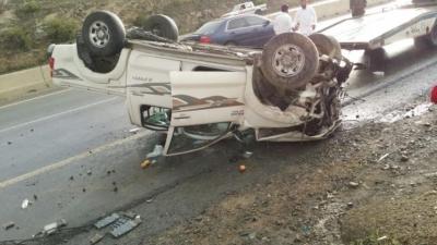 طريق المفارجة.. حوادث متكررة وخطورة لا تتوقف (136972592) 