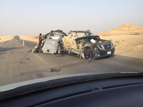 طريق الموت (بيشة- الرين- الرياض)