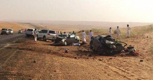 طريق الموت (بيشة- الرين- الرياض)1