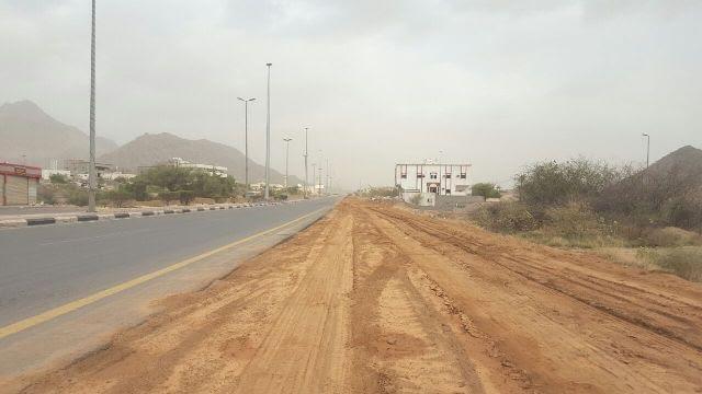 طريق بارق1