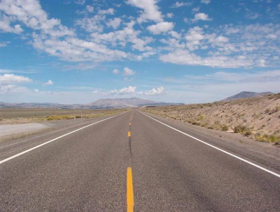 طريق رفحاء - لينه جنوب رفحاء
