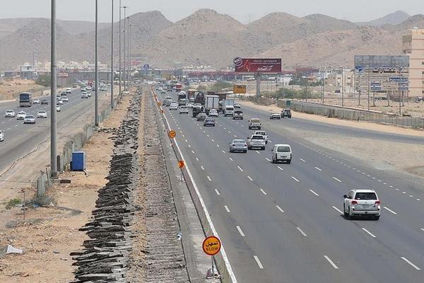طريق-مكة-الجديد-السريع