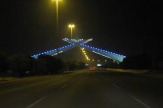أمطار غزيرة على طريق جدة - مكة - المواطن