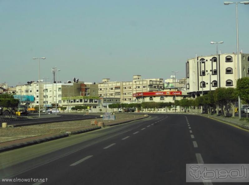طريق وادي وج المسيال بالطائف
