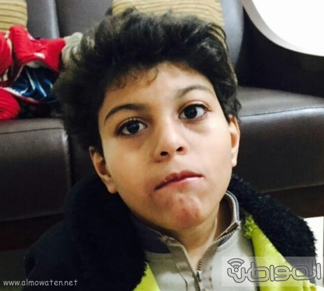 طفل حصه القحطاني بالاردن تناشد بعدم وجود محرم (1)