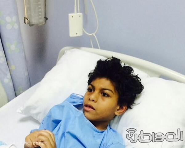 طفل حصه القحطاني بالاردن تناشد بعدم وجود محرم (3)