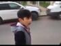 طفل صافرة الشرطة