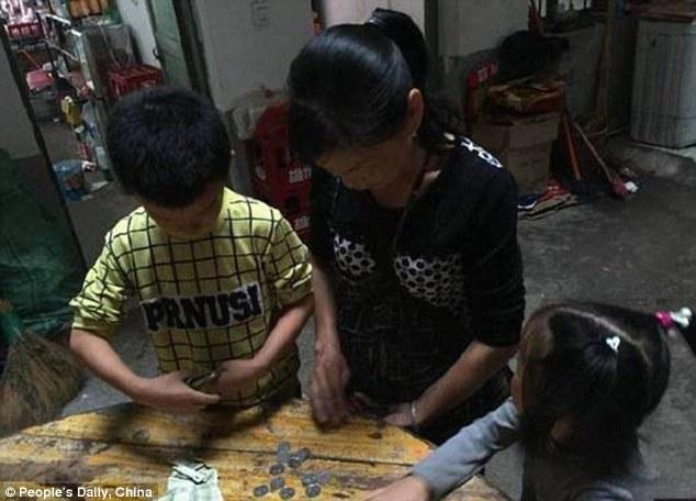 طفل صيني 1
