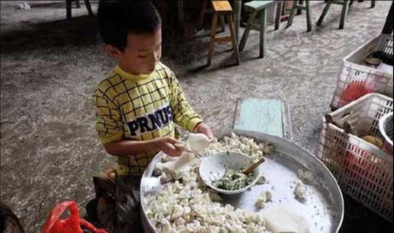طفل صيني 2