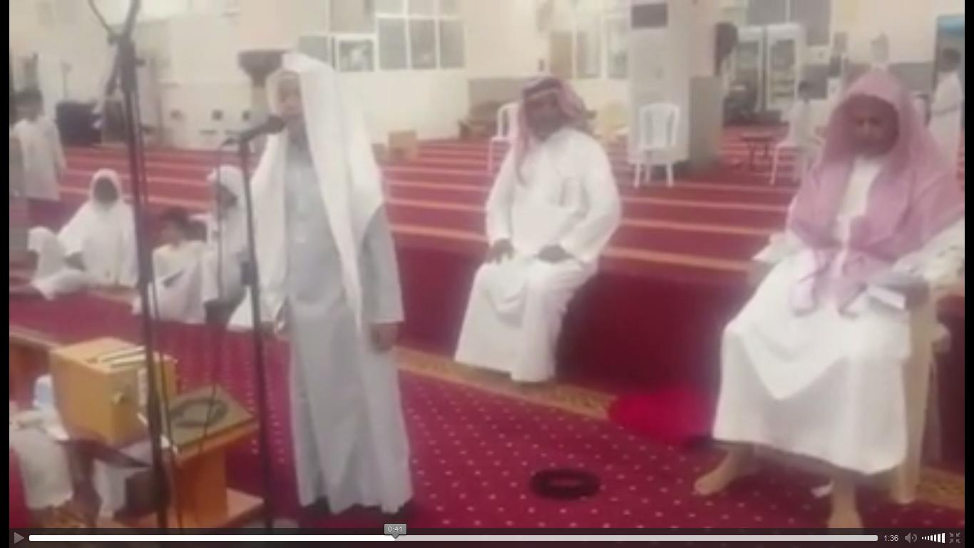 احتفاء كبير بابن الثالثة عشرة لختمه #القرآن على يد عمه - المواطن