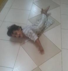 طفل-مريض