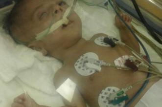 فهد .. طفل يصارع الموت بمستشفى الأطفال بـ #الطائف .. أنقذوه - المواطن