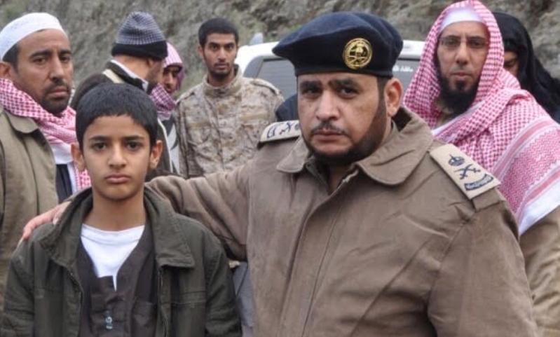 طفل يعثر على مفقود وادي عردة