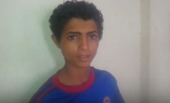 طفل-يمني
