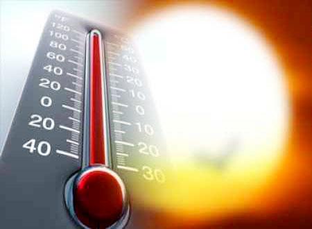 طقس شديد الحرارة