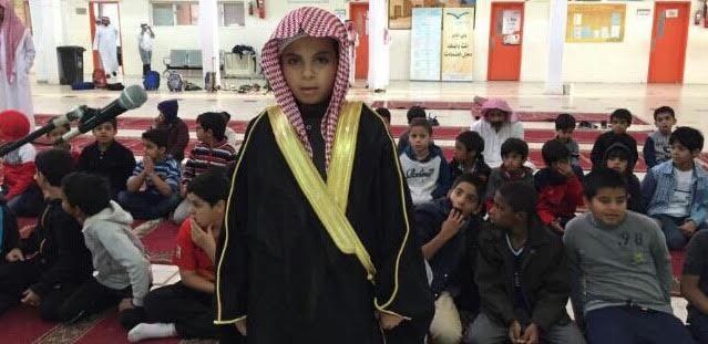 طلاب مدارس البكيرية يؤمن زملائهم ومعلميهم بصلاة الاستسقاء7