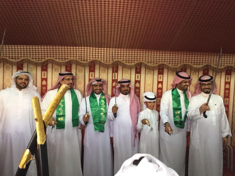 طلاب يمنيون العارضة السعودية (6)