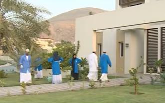 طلبة عمانيون