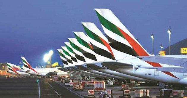 طيران الإمارات تبدأ تشغيل عدد محدود من رحلات الركاب من 6 أبريل
