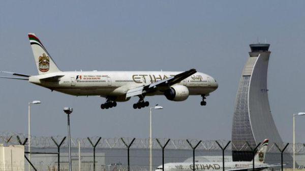 طيران-الاتحاد-الاماراتية