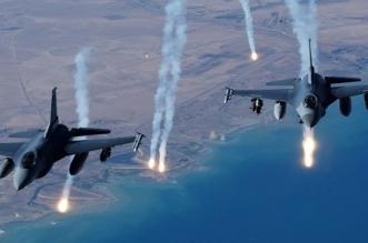 التحالف العربي يقصف الحوثيين بقاعدة الديلمي ومطار صنعاء - المواطن