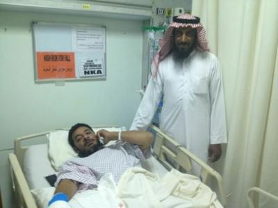 عائلة العساف تستنكر إصابة أحد أبنائها بتفجير الأحساء الإرهابي (218010973) 