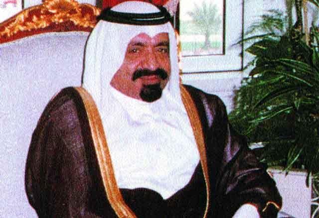 #عاجل .. وفاة أمير قطر الأسبق الشيخ خليفة بن حمد آل ثاني