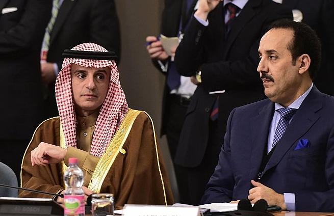 عادل الجبير وزير الخارجية السعودي1