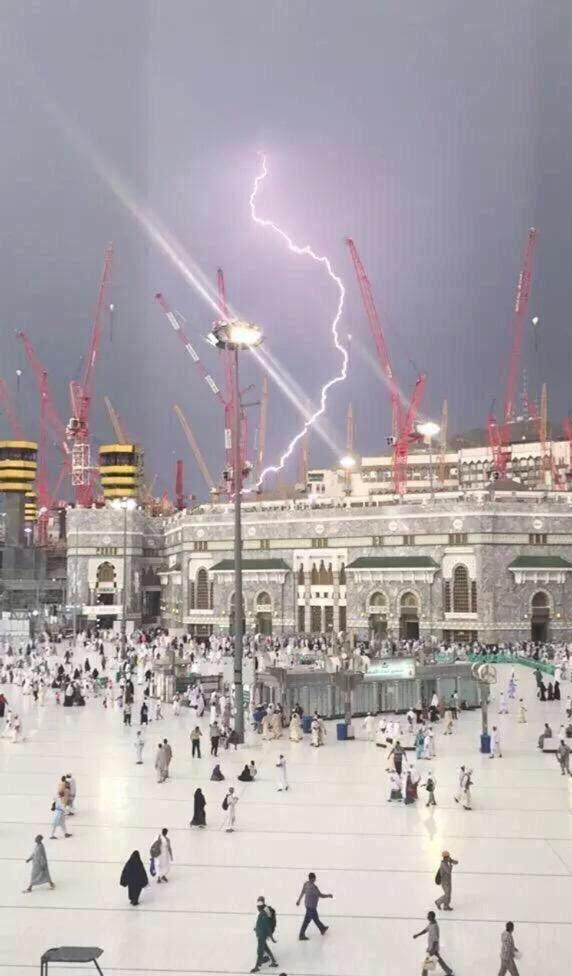 عاصفة-الحرم-المكي