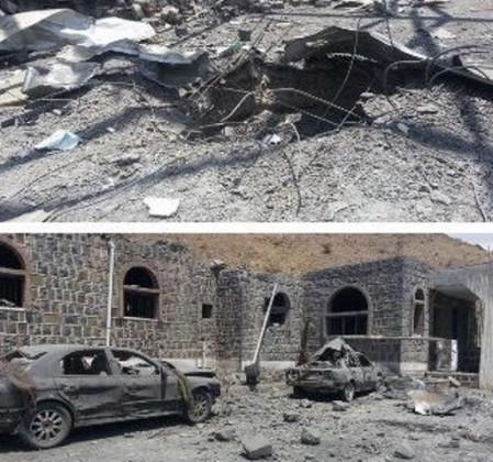 عاصفة-الحزم-مواقع-الحوثيون 3