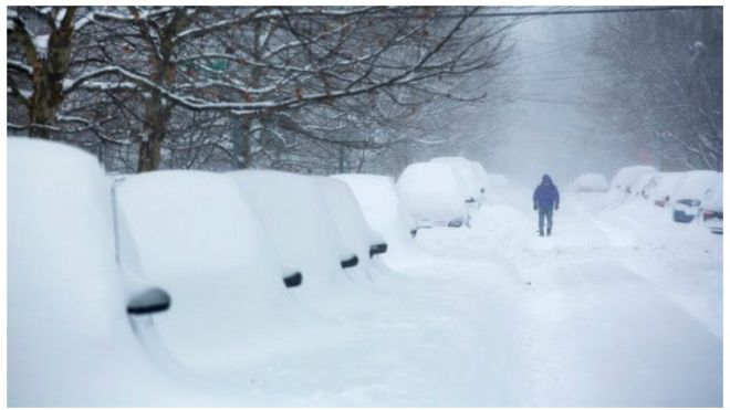 وفاة 40 شخصًا بسبب البرد القارس في أوروبا