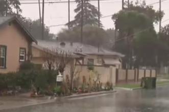 عاصفة قوية تضرب كاليفورنيا.. قتيلان وفيضانات وأوامر إخلاء - المواطن