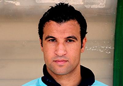 عبدالحميد سامي -لاعب فريق الإسماعيلي