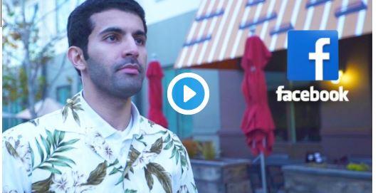 اسمي عبدالرحمن الفوزان وأنا مهندس في فيسبوك.. القصة الكاملة في هذا الفيديو