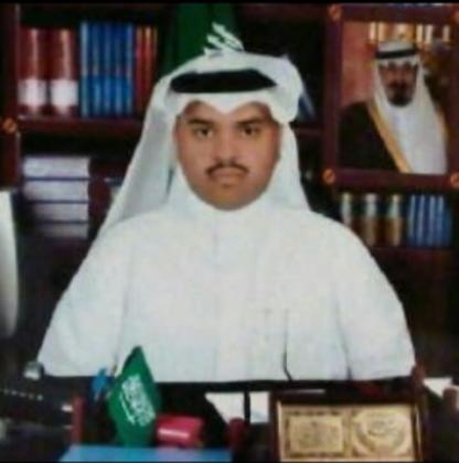 عبدالعزيز الذبياني مدير مجمع ابن الهيثم