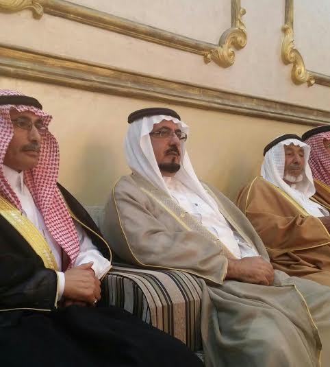 عبدالله الشهري يحتفي بعقد قرانه2