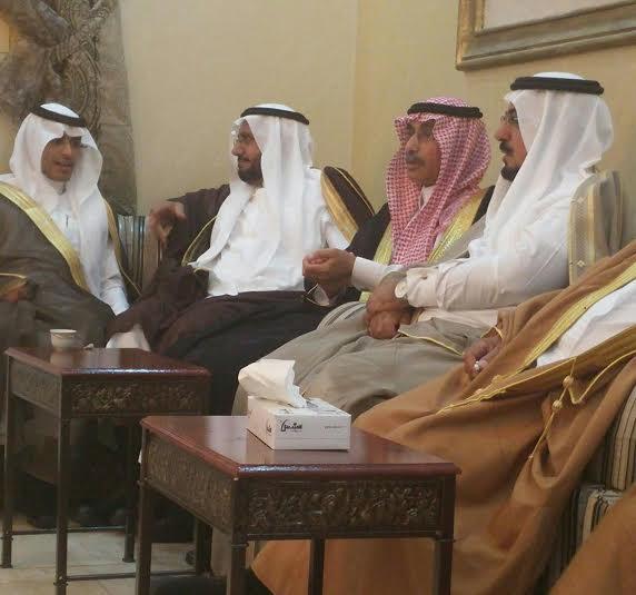 عبدالله الشهري يحتفي بعقد قرانه3