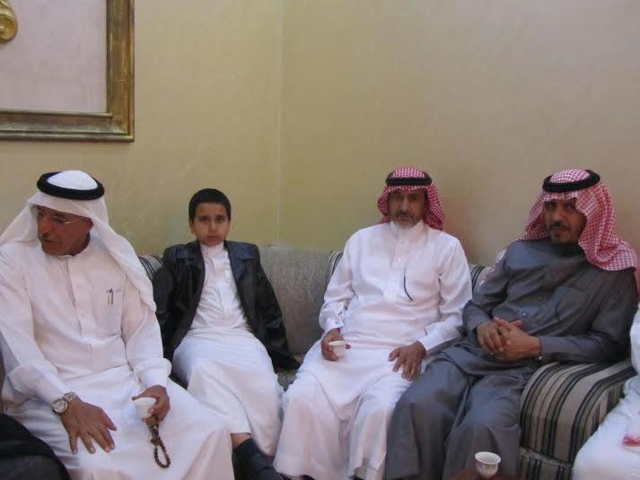 عبدالله الشهري يحتفي بعقد قرانه5