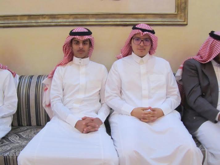 عبدالله الشهري يحتفي بعقد قرانه9